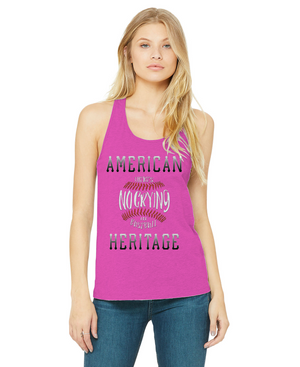 Ladies No Crying Racerback Tank