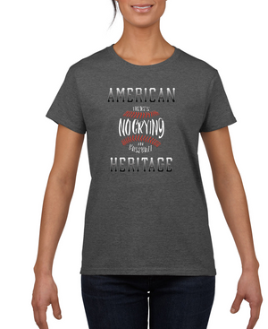 Ladies No Crying Dri-Fit