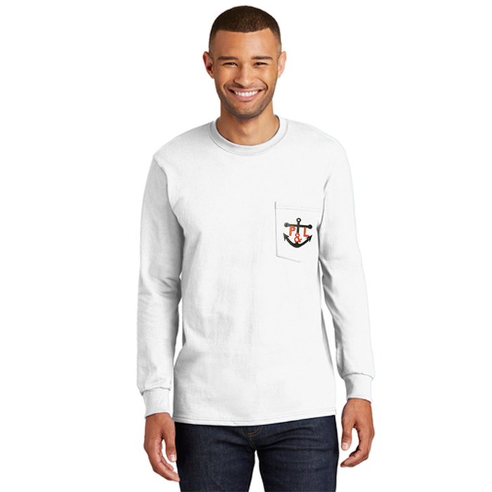 P&L Towing Long Sleeve Pocket Tee