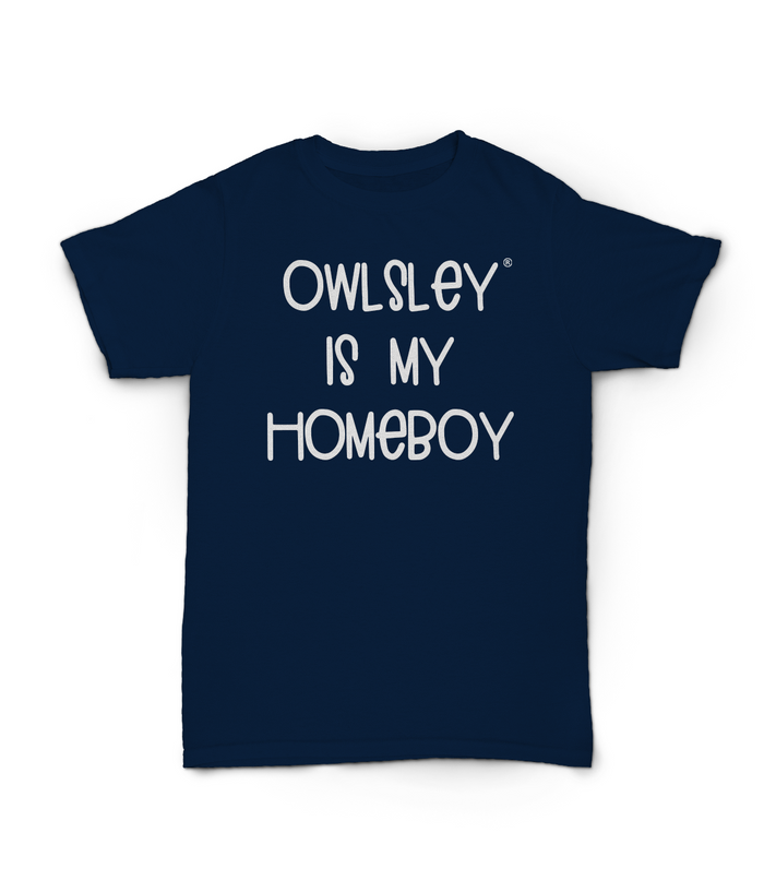 Owlsley is my Home Boy