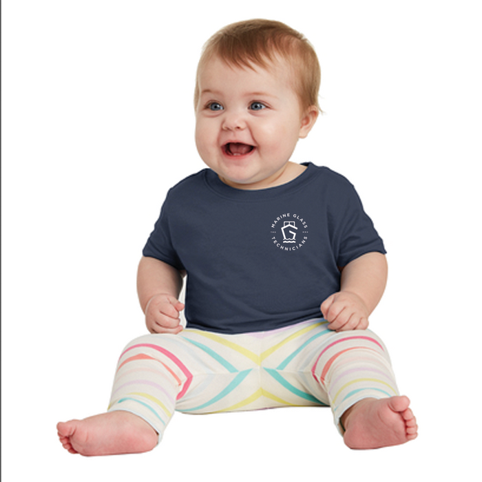 Marine Glass Technicians Toddler Tee