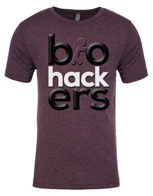 Men's Bio Hackers Tri-Blend Tee