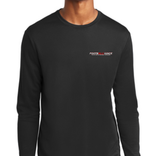 Football Alliance Dry-Fit Long Sleeve