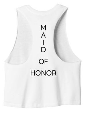 Bridal Party Tank Tops