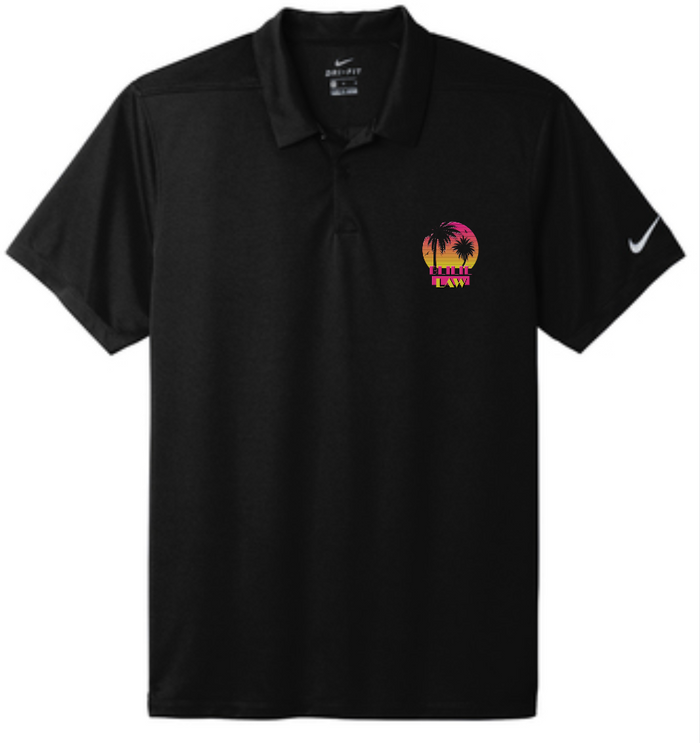 Blilie Law Nike Dry Essential Polo