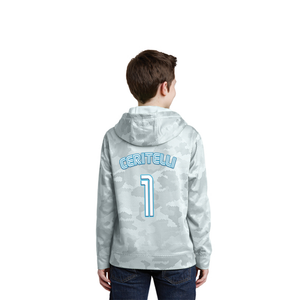 Landcrabs 2019 Youth Camo Hoodie