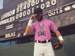 WTB Breast Cancer Awareness Adult Game Jersey