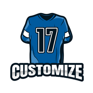 Customized Jersey Name/Number