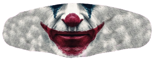 Joker T-shirt Face Mask