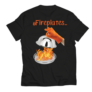 Fireplates_ Pocket Tee