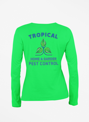 Tropical Pest Control Long Sleeve Dry-Fit