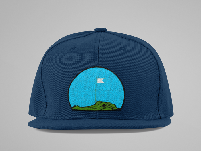 Gator Golf Hat