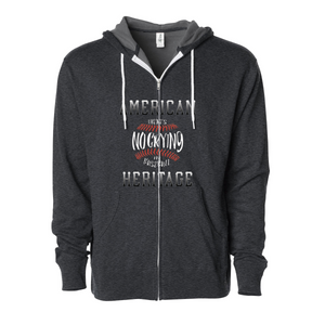 Men's No Crying Fashion Fit Hoodie