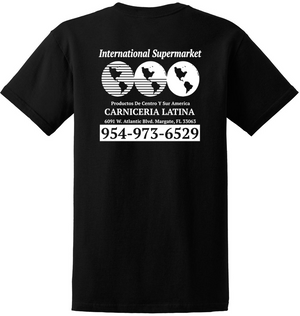 International Supermarket T-shirt