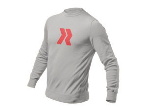 Redline Athletics Long Sleeve Cotton Tee