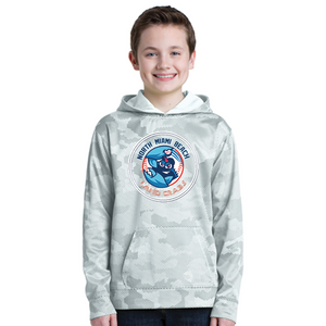 Academy Landcrabs 2019 Youth Camo Hoodie