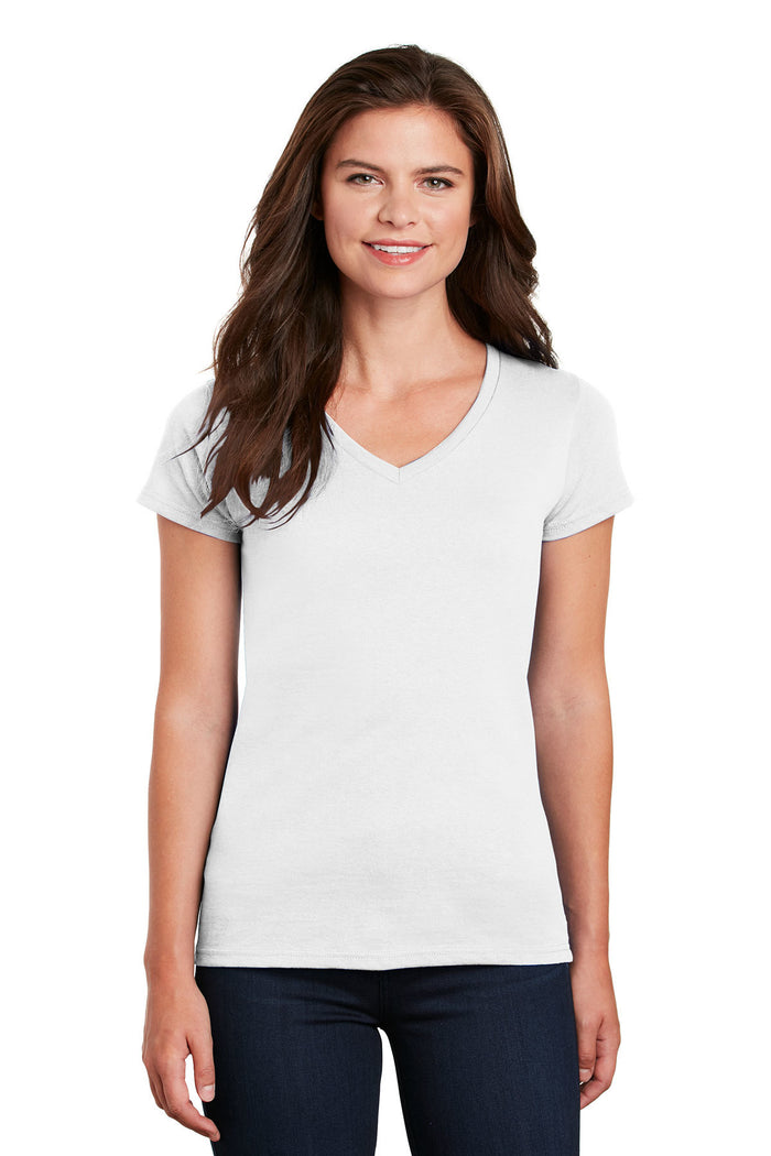 NKBQ5236 Nike Ladies Core Cotton Scoop Neck Tee