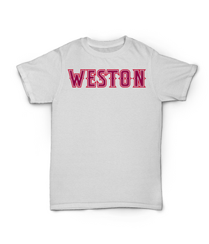 Mens Weston Adult Cotton Game Jersey