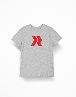Redline Heather Tee