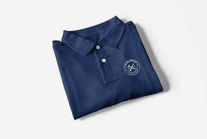 J. Major Designs Navy Polo