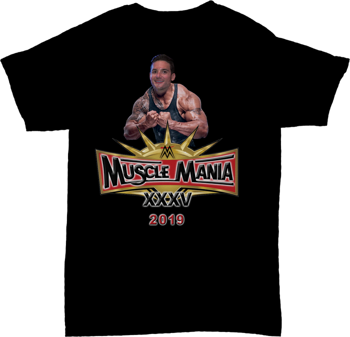 Muscle Mania Birthday