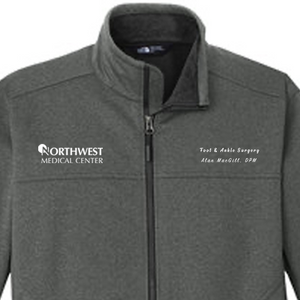 Northwest Medical Center The North Face Jacket