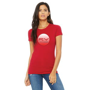 Ladies Ryfitness Shield Cotton Tee