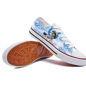 Coral Springs Stallion Pride Canvas Shoes