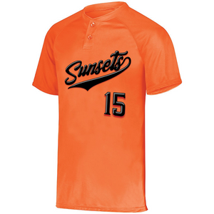 Sunsets Baseball Jerseys