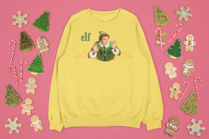 Buddy the Elf Ugly Sweater