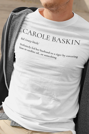 Tiger King : Define Carole Baskin