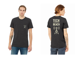 Tech Beach Short Sleeve Tee