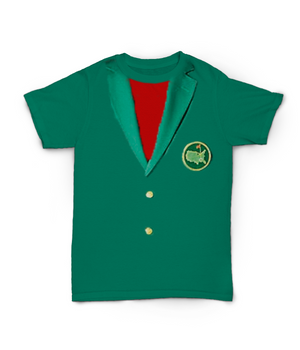 Tiger Green Jacket Tee