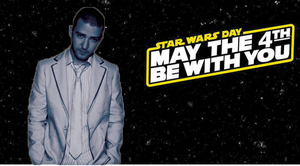 Justin Timberlake May the 4th Be with You