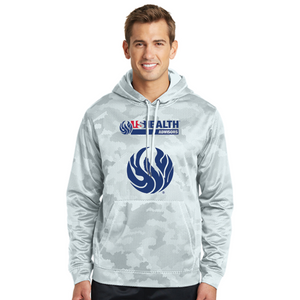 US Health Hope Camo Youth Hoodie