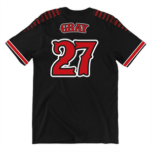 Weston Youth Tournament Black Jersey