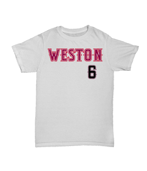 Weston Adult Game Jersey