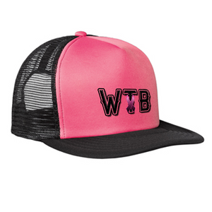 WTB Breast Cancer Awareness Trucker Hat