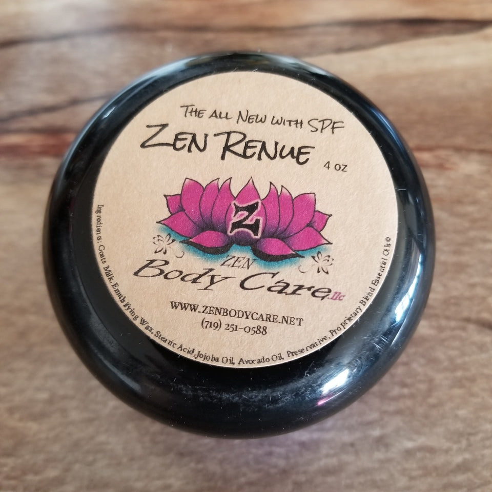 Zen Body Care - Goats Milk Body & Face Lotions