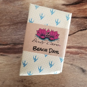 "Zen Body Cares Goat Milk Body Soap Bar ""Beach Days"""
