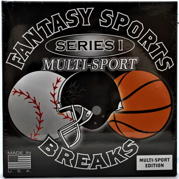 Fantasy Sports Baseball Hobby Box