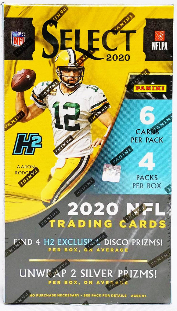 2020 Select Football Hybrid Box