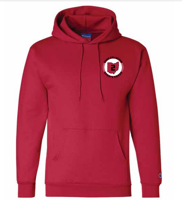 CardCollector2 Red Sweatshirt (Champion)