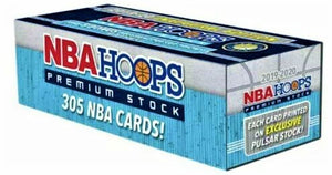 2019-20 Hoops Premium Stock NBA Box Set