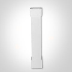 PVC Square Column Wrap (Non-Tapered)