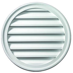 Fypon® Round Decorative Louver