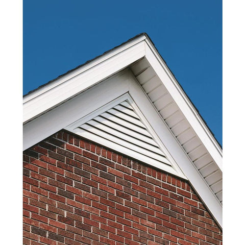 Fypon® Decorative Triangle Louver