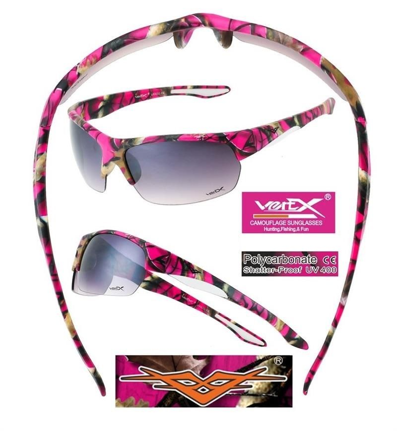 d8e15d016d7 ... Vertx Blue Pink Purple Camo Western Camouflage Hunting Fishing Camping  Sunglasses
