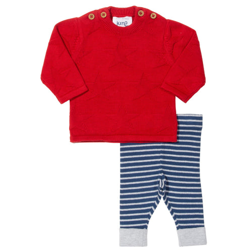 Kite Star Knit Set - The Thrifty Stork