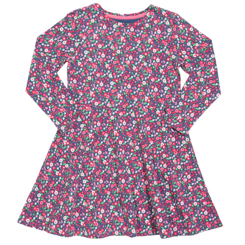 Kite Hedgerow Skater Dress - The Thrifty Stork